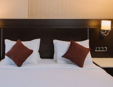 Best Western Plus Addis Ababa bed