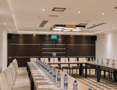 Best Western Plus Addis Ababa meeting hall